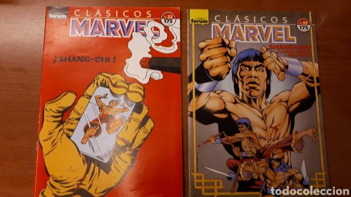 Cómics: Clásicos Marvel 1 al 41 completa - Foto 16 - 150157894