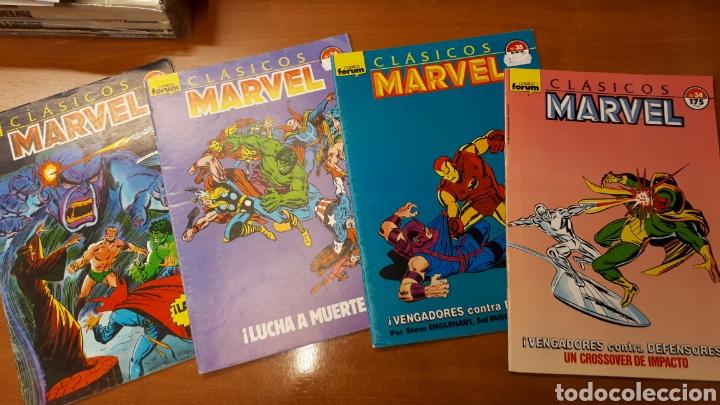 Cómics: Clásicos Marvel 1 al 41 completa - Foto 17 - 150157894