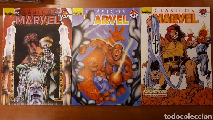 Cómics: Clásicos Marvel 1 al 41 completa - Foto 18 - 150157894