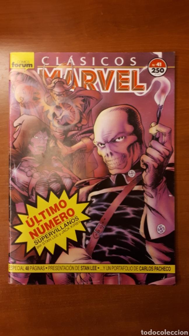 Cómics: Clásicos Marvel 1 al 41 completa - Foto 19 - 150157894