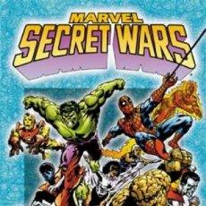 Cómics: MARVEL SECRET WARS - FORUM - CARTONE - MUY BUEN ESTADO - OFI15. Lote 150245422