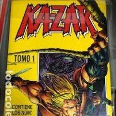 Comics : KAZAR 1-20. Lote 150254718