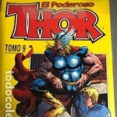 Cómics: THOR 11-45 (7 RETAPADOS ETAPA JURGENS). Lote 150259854