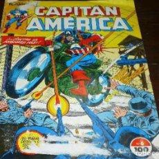 Cómics: CÓMIC CAPITÁN AMERICA CONTRA LA AMENAZA NAZI (1985). Lote 150307105