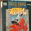 Cómics: CLASICOS MARVEL BLANCO Y NEGRO - ESTELA PLATEADA 2 - STAN LEE - FORUM -. Lote 150318466