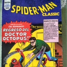 Cómics: SPIDERMAN CLASSIC, Nº 6 . Lote 150320922