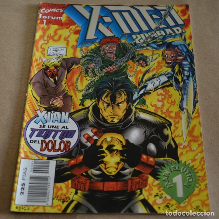 X-MEN 2099 AD., Nº 1. VOL. 2. FORUM. LITERACOMIC. C1 (Tebeos y Comics - Forum - X-Men)