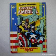 Cómics: ALBUM ESPECIAL CAPITÁN AMÉRICA - FORUM - 1987. Lote 150352422