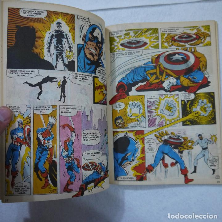 Cómics: ALBUM ESPECIAL CAPITÁN AMÉRICA - FORUM - 1987 - Foto 3 - 150352422