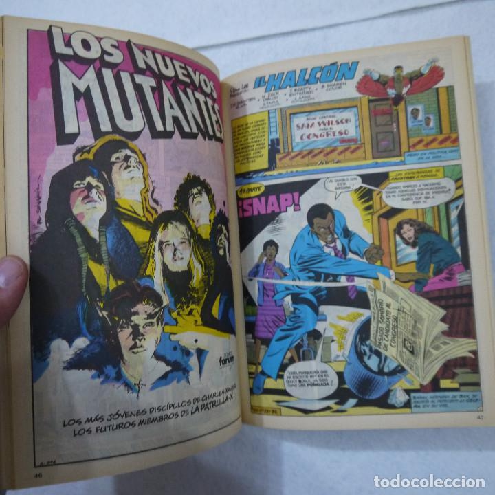 Cómics: ALBUM ESPECIAL CAPITÁN AMÉRICA - FORUM - 1987 - Foto 7 - 150352422