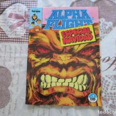 Cómics: ALPHA FLIGHT Nº 9. Lote 150355274