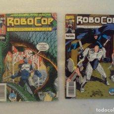Cómics: 2 COMICS DE ROBOCOP. Nº7 Y Nº20. COMICS FORUM. MARVEL COMICS 1990-1991. Lote 150438446