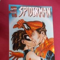 Cómics: SPIDERMAN. Nº 15. FORUM. LOMO ROJO. Lote 150497998