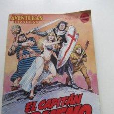 Cómics: EL CAPITAN TRUENO - AVENTURAS BIZARRAS - SERIE ROJA RETAPADO 1 AL 5 FORUM VSD04. Lote 150509346