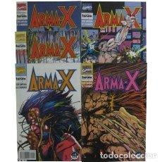 Cómics: ARMA-X (OBRA COMPLETA 5 NÚMEROS) - FORUM. Lote 150518054