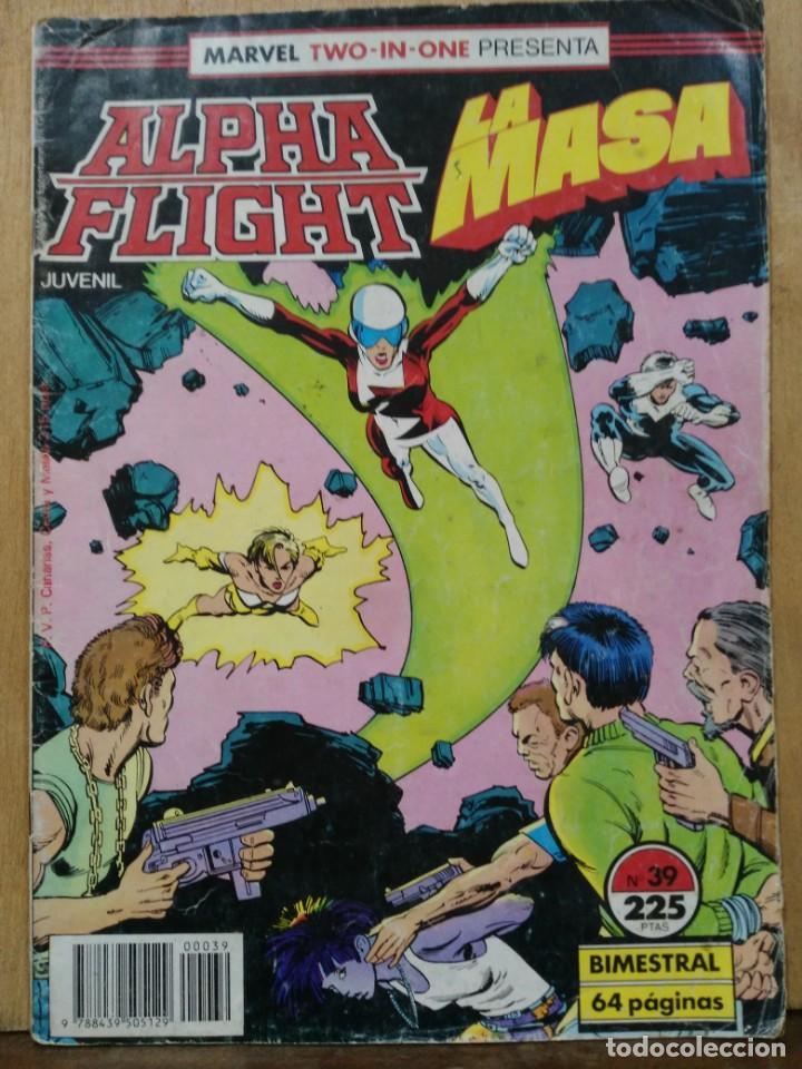 ALPHA FLIGHT - Nº 39 - ED. FORUM (Tebeos y Comics - Forum - Alpha Flight)