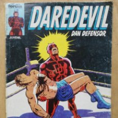 Cómics: DARDEVIL, DAN DEFENSOR - Nº 1 - ED. FORUM. Lote 150531962
