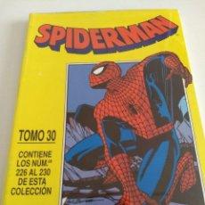 Cómics: SPIDERMAN. VOL.1 NUMS. 226-227-228-229-230. RETAPADO. Lote 150551202