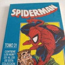 Cómics: SPIDERMAN. VOL.1 NUMS. 231-232-233-234-235. RETAPADO. Lote 150551258