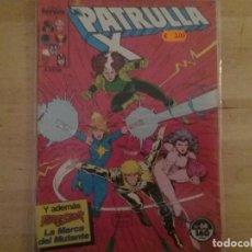 Comics : LA PATRULLA X 68 PRIMERA EDICIÓN#. Lote 150551382