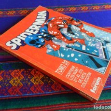 Cómics: RETAPADO SPIDERMAN VOL. 1 Nº 39 CON NºS 271 AL 275. REGALO RETAPADO NºS 126 A 130. FORUM 1992. BE.. Lote 34723600