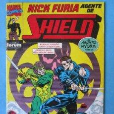 Cómics: NICK FURIA AGENTE DE SHIELD Nº 14 ''EL ASUNTO HYDRA PARTE III - ED. FORUM 1991. Lote 150585174