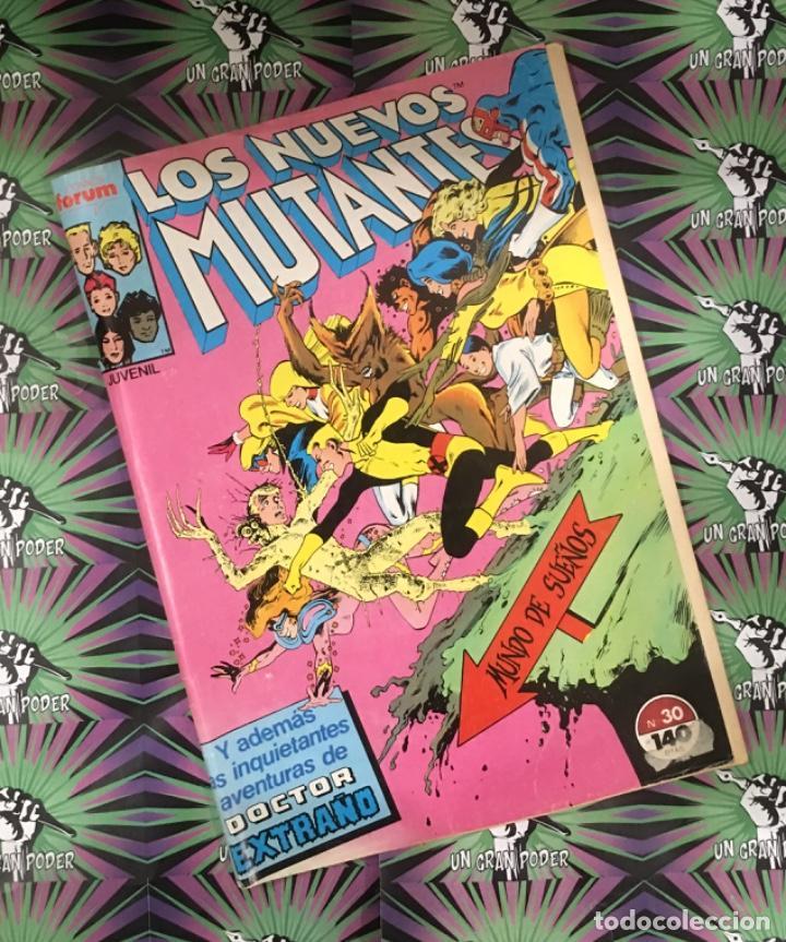 LOS NUEVOS MUTANTES VOL.1 #30 (Tebeos y Comics - Forum - Nuevos Mutantes)