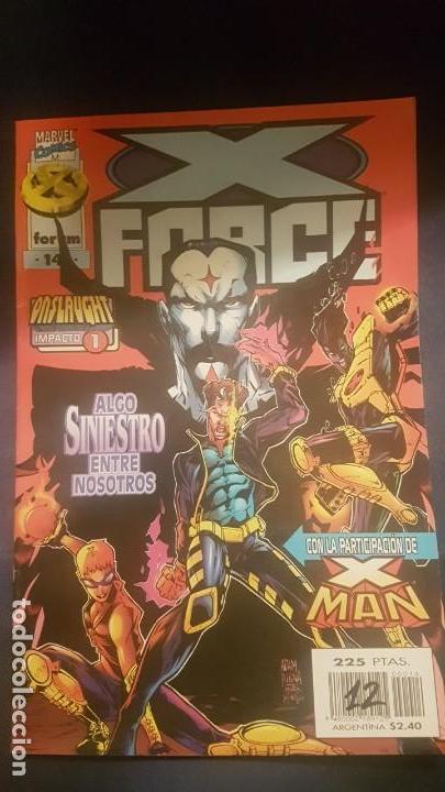 X-FORCE VOL.2 Nº14 - FORUM (Tebeos y Comics - Forum - Patrulla X)