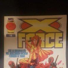 Cómics: X-FORCE VOL.2 Nº13 - FORUM. Lote 150608578