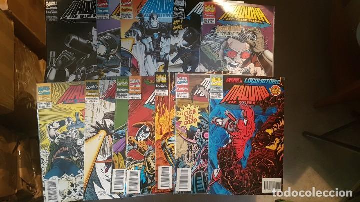 MAQUINA DE GUERRA (OBRA COMPLETA 12 NÚMEROS) - FORUM (Tebeos y Comics - Forum - Iron Man)