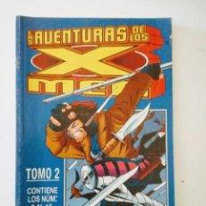 Cómics: LAS NUEVAS AVENTURAS DE LOS X-MEN VOL 2 - RETAPADO TOMO 2 CON Nº 9 AL 16 - FORUM. Lote 150624990