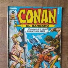 Cómics: CONAN EL BARBARO Nº 2 - 1ª EDICION FORUM. Lote 150641762