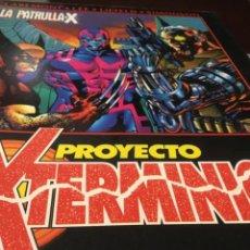 Cómics: LA PATRULLA X PROYECTO EXTERMINIO 222 PÁGINAS. Lote 150674962