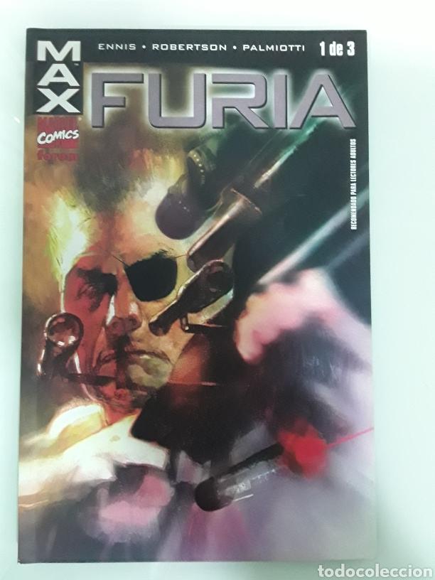 MAX - FURIA - FORUM (Tebeos y Comics - Forum - Furia)