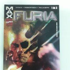 Cómics: MAX - FURIA - FORUM. Lote 150700228