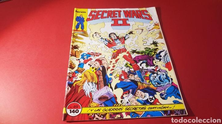 LOS NUEVOS MUTANTES 49 FORUM (Tebeos y Comics - Forum - Otros Forum)