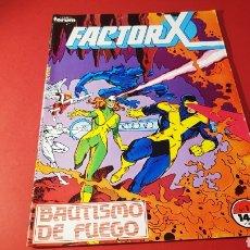 Cómics: MUY BUEN ESTADO FACTOR X 1 FORUM. Lote 150740174