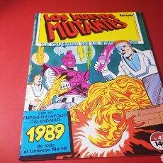 Cómics: CASI EXCELENTE ESTADO LOS NUEVOS MUTANTES 42 FORUM. Lote 150748609