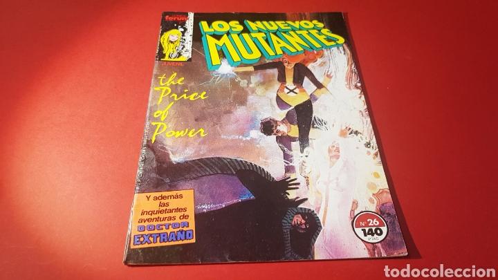 CASI EXCELENTE ESTADO LOS NUEVOS MUTANTES 26 FORUM (Tebeos y Comics - Forum - Nuevos Mutantes)
