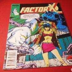 Cómics: CASI EXCELENTE ESTADO FACTOR X 30 FORUM. Lote 150749072