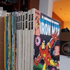 Cómics: IRON MAN 1 AL 58 COMPLETA. Lote 150909046