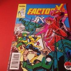 Cómics: EXCELENTE ESTADO FACTOR X 21 FORUM. Lote 150933922