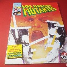 Cómics: EXCELENTE ESTADO LOS NUEVOS MUTANTES 27 FORUM. Lote 150934637
