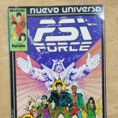 Cómics: PSI-FORCE, NUEVO UNIVERSO - Nº 1 - ED. FORUM. Lote 150943470