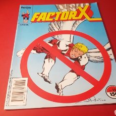 Cómics: CASI EXCELENTE ESTADO FACTOR X 15 FORUM. Lote 150944920