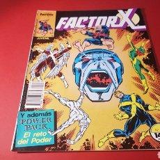 Cómics: CASI EXCELENTE ESTADO FACTOR X 6 FORUM. Lote 150945301