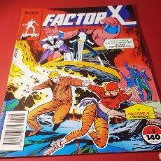 Cómics: CASI EXCELENTE ESTADO FACTOR X 8 FORUM. Lote 150945457