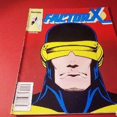 Cómics: CASI EXCELENTE ESTADO FACTOR X 10 FORUM. Lote 150945792