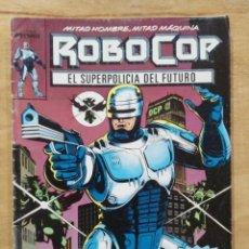 Cómics: ROBOCOP, EL SUPERPOLICIA DEL FUTURO - Nº 1 - ED. FORUM. Lote 150947798