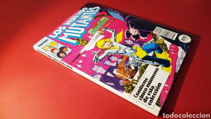 EXCELENTE ESTADO LOS NUEVOS MUTANTES 36 AL 40 FORUM RETAPADOS (Tebeos y Comics - Forum - Nuevos Mutantes)